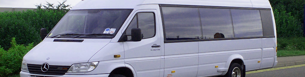 Professional Minibus Hire Service